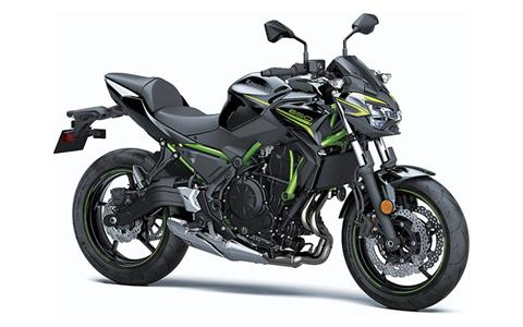 2020 Kawasaki Z650 ABS in Chanute, Kansas - Photo 3