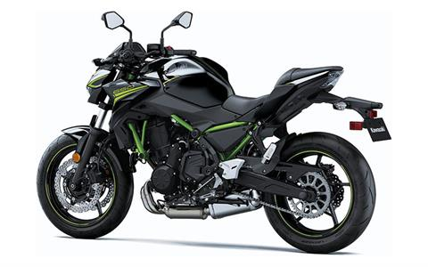 2020 Kawasaki Z650 ABS in Waterbury, Connecticut - Photo 4