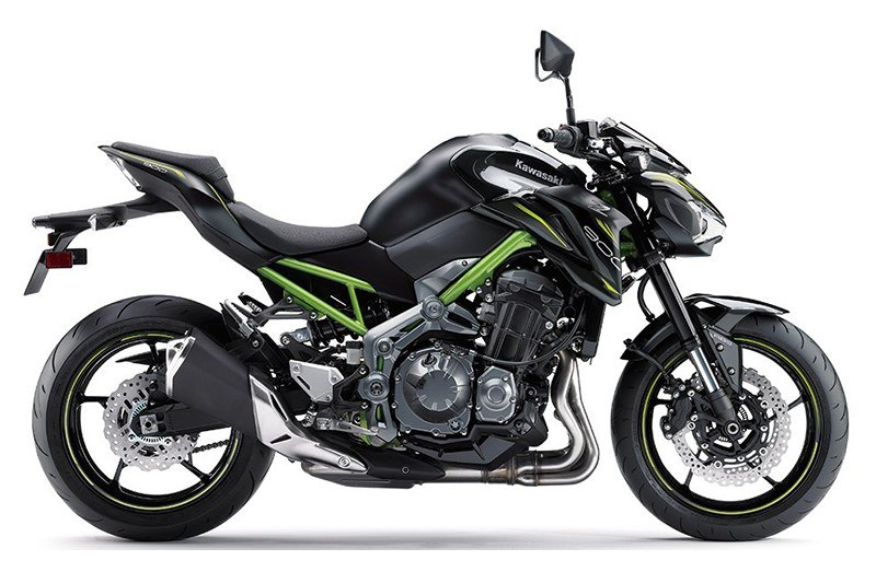 2019 Kawasaki Z900 ABS in Bennington, Vermont - Photo 1