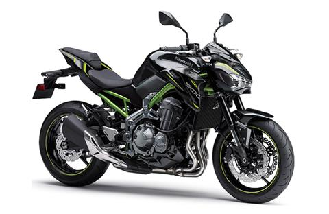 2019 Kawasaki Z900 ABS in Iowa City, Iowa