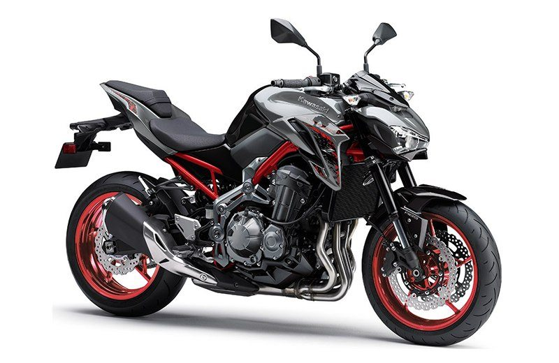 2019 Kawasaki Z900 ABS in Greenville, North Carolina