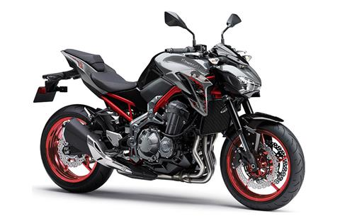 2019 Kawasaki Z900 ABS in Pompano Beach, Florida