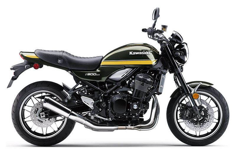 2020 Kawasaki Z900RS ABS in Mount Sterling, Kentucky