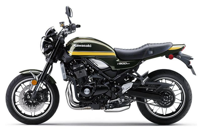 2020 Kawasaki Z900RS ABS in Wichita Falls, Texas - Photo 2