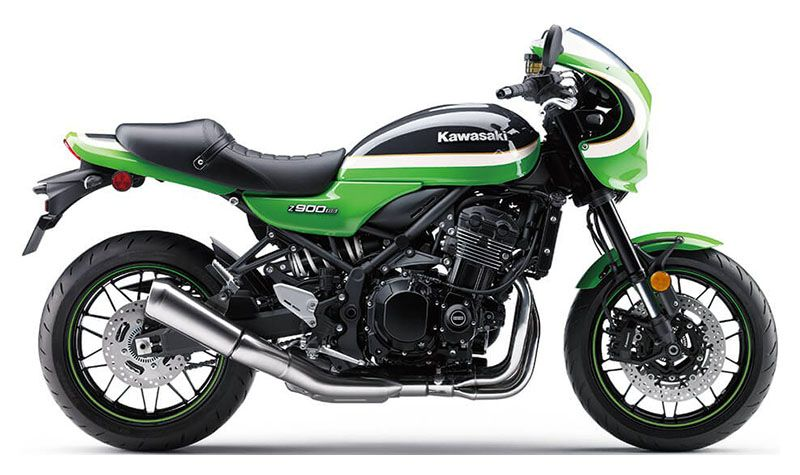 2020 Kawasaki Z900RS Cafe in North Reading, Massachusetts - Photo 1