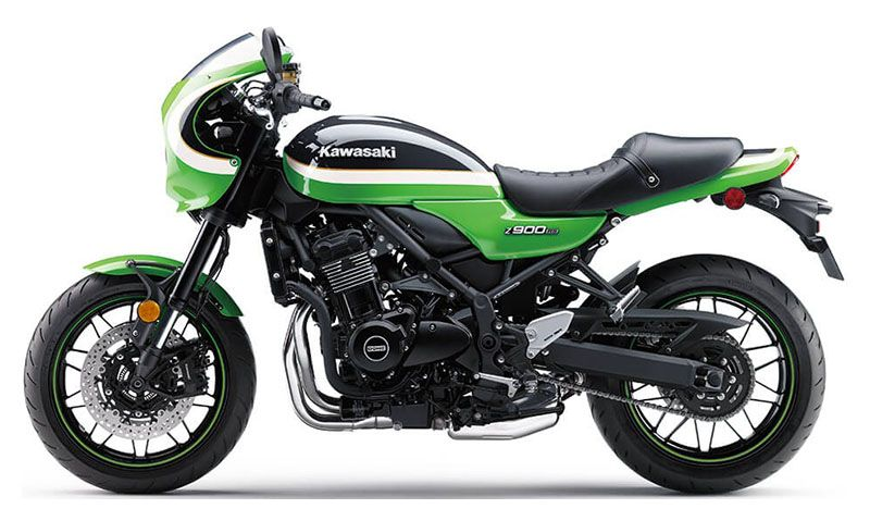 2020 Kawasaki Z900RS Cafe in Hialeah, Florida - Photo 2