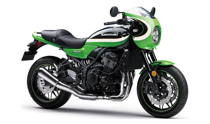 2020 Kawasaki Z900RS Cafe in Hialeah, Florida - Photo 3