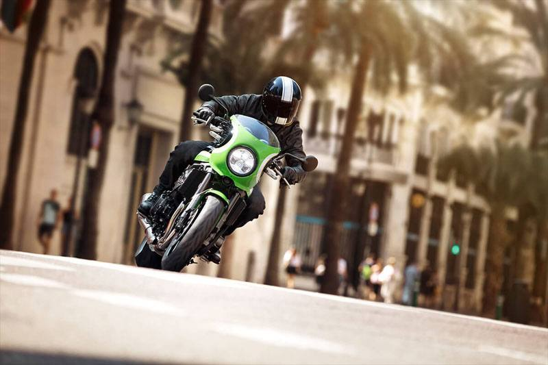 2020 Kawasaki Z900RS Cafe in Hialeah, Florida - Photo 4