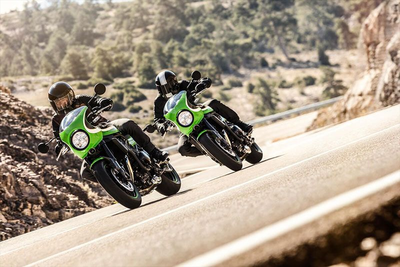 2020 Kawasaki Z900RS Cafe in Hialeah, Florida - Photo 6