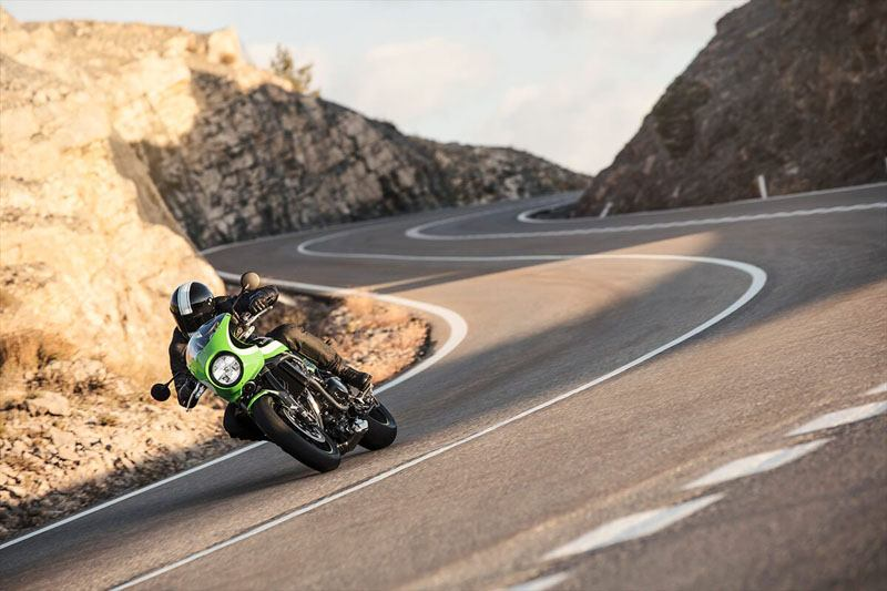 2020 Kawasaki Z900RS Cafe in Hialeah, Florida - Photo 8