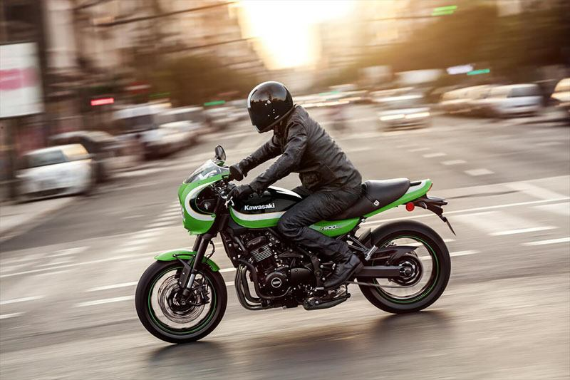 2020 Kawasaki Z900RS Cafe in Oak Creek, Wisconsin - Photo 9