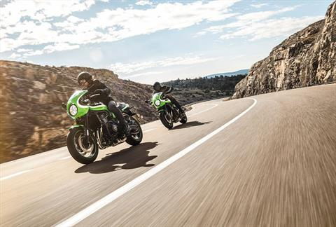 2020 Kawasaki Z900RS Cafe in Hialeah, Florida - Photo 11