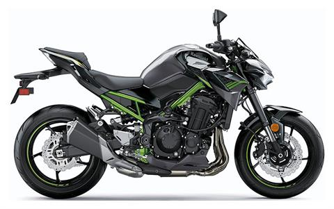 2020 Kawasaki Z900 ABS in Iowa City, Iowa