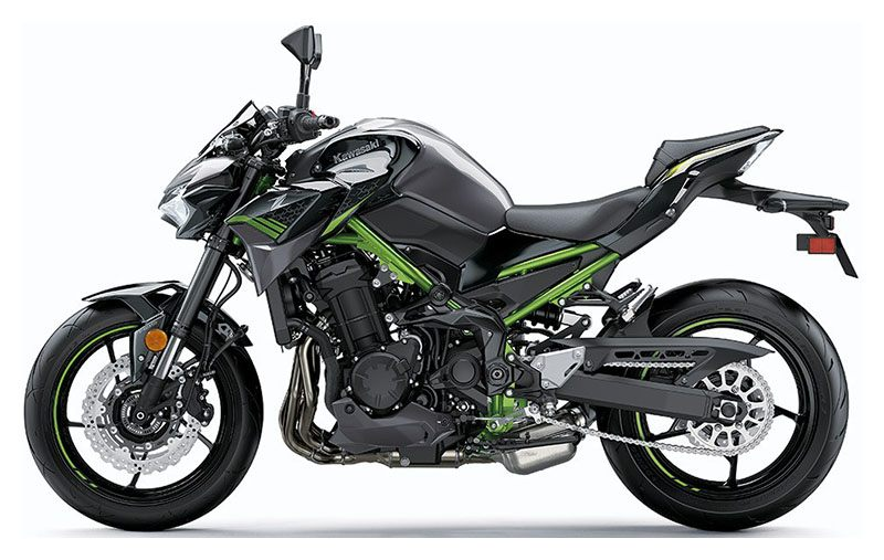 2020 Kawasaki Z900 ABS in Oak Creek, Wisconsin - Photo 2