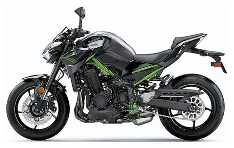 2020 Kawasaki Z900 ABS in Hialeah, Florida - Photo 2
