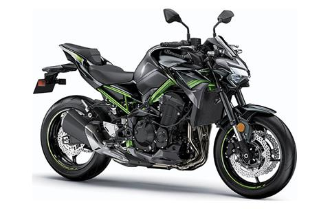 2020 Kawasaki Z900 ABS in Bellevue, Washington - Photo 3