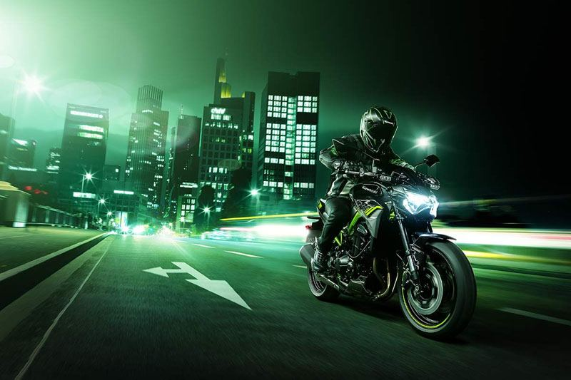2020 Kawasaki Z900 ABS in Bellevue, Washington - Photo 10
