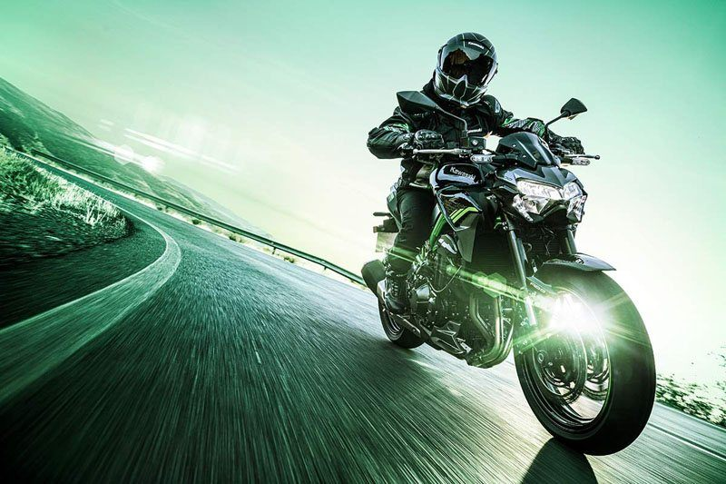 2020 Kawasaki Z900 ABS in Oak Creek, Wisconsin - Photo 12