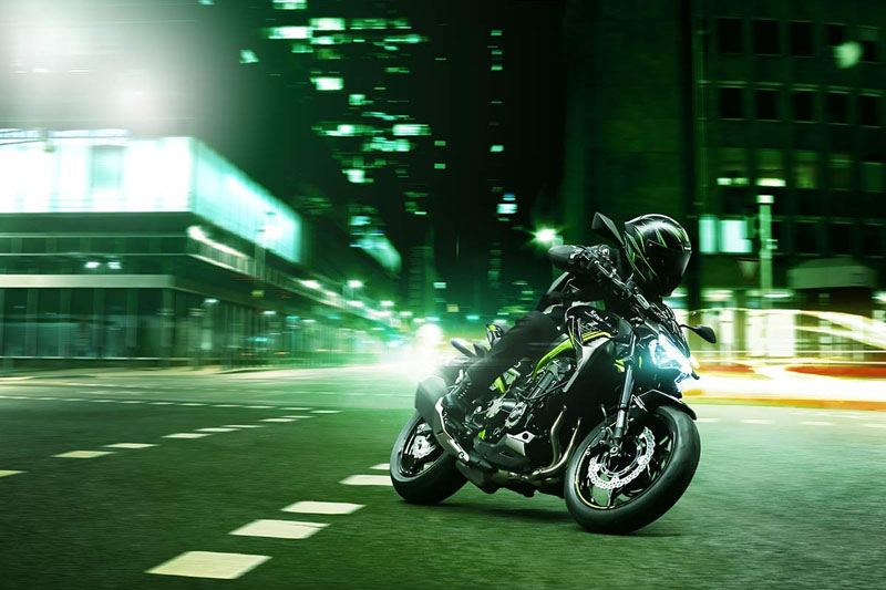 2020 Kawasaki Z900 ABS in Waterbury, Connecticut - Photo 10