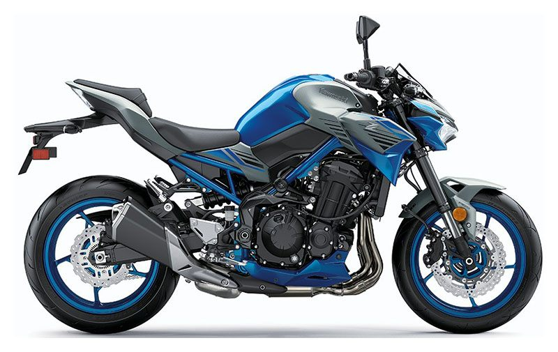 2020 Kawasaki Z900 ABS in Clearwater, Florida - Photo 1