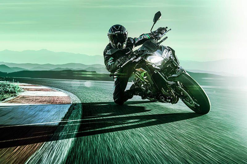 2020 Kawasaki Z900 ABS in Bellevue, Washington