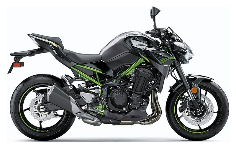 2020 Kawasaki Z900 ABS in Bellevue, Washington - Photo 1