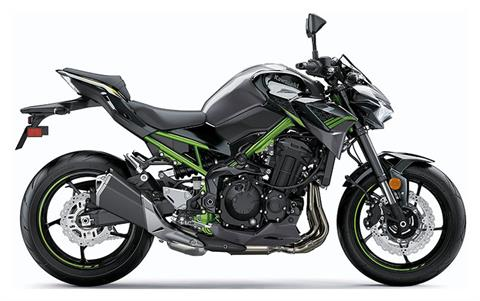 2020 Kawasaki Z900 ABS in Howell, Michigan - Photo 1