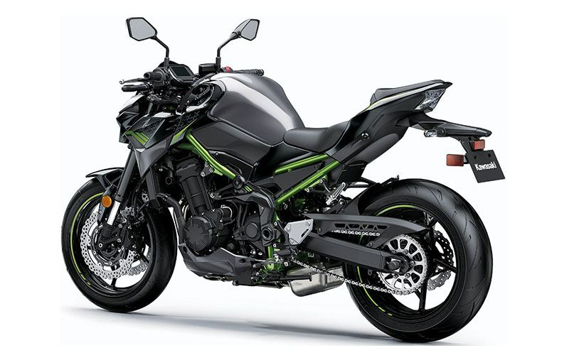 2020 Kawasaki Z900 ABS in Bellevue, Washington - Photo 4