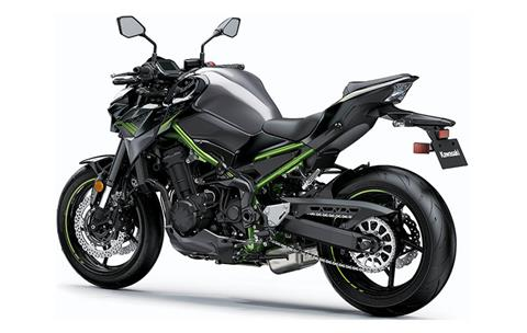 2020 Kawasaki Z900 ABS in Cambridge, Ohio - Photo 4