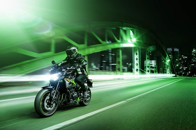 2020 Kawasaki Z900 ABS in Cambridge, Ohio - Photo 8