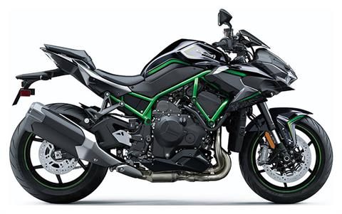 2020 Kawasaki Z H2 in Iowa City, Iowa
