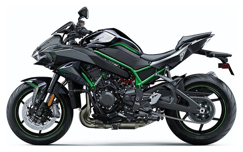 2020 Kawasaki Z H2 in Stuart, Florida - Photo 2