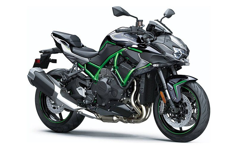 2020 Kawasaki Z H2 in Laurel, Maryland - Photo 3