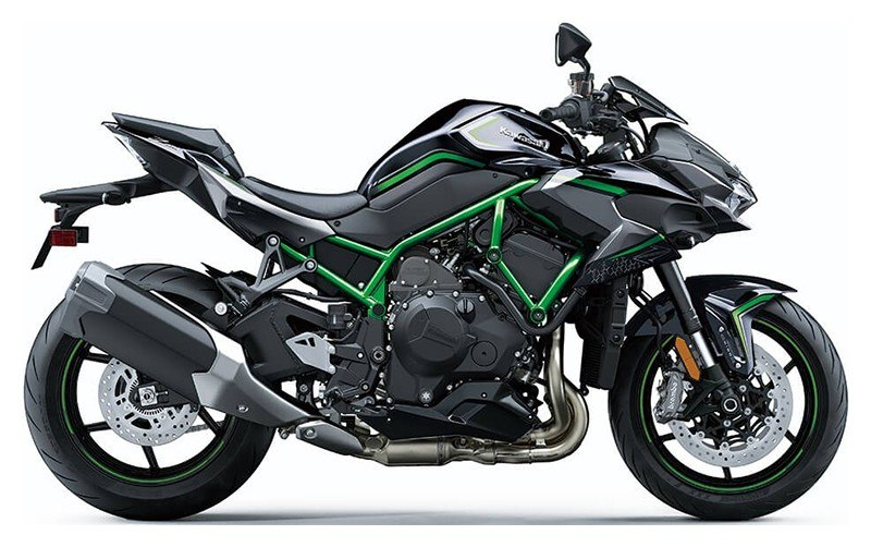 2020 Kawasaki Z H2 in San Jose, California - Photo 1