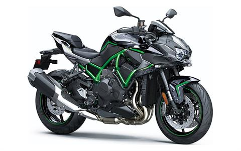 2020 Kawasaki Z H2 in San Jose, California - Photo 3