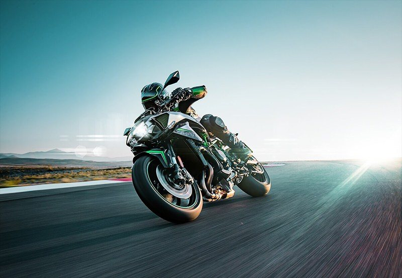 2020 Kawasaki Z H2 in Fremont, California - Photo 5