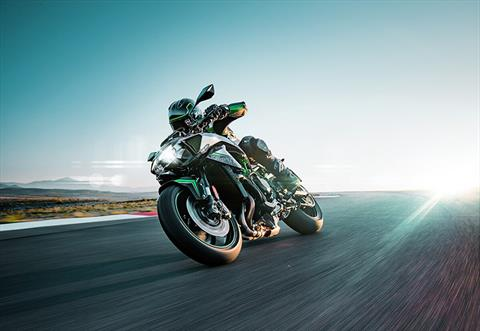2020 Kawasaki Z H2 in Bakersfield, California - Photo 5