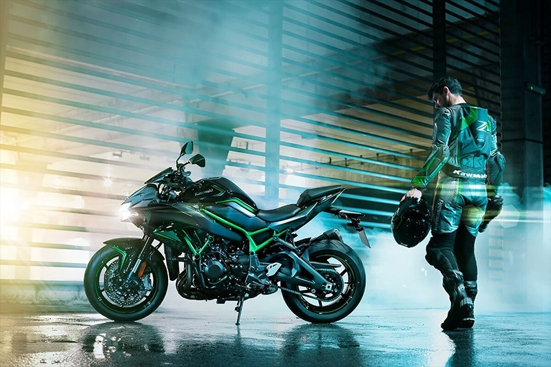 2020 Kawasaki Z H2 in Fremont, California - Photo 6