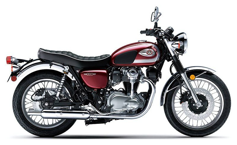 2020 Kawasaki W800 in Brooklyn, New York - Photo 1