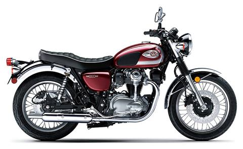 2020 Kawasaki W800 in Orange, California - Photo 1