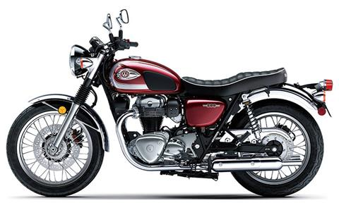 2020 Kawasaki W800 in Brooklyn, New York - Photo 2