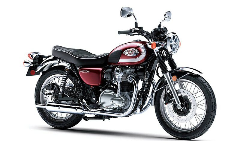 2020 Kawasaki W800 in Orlando, Florida - Photo 3