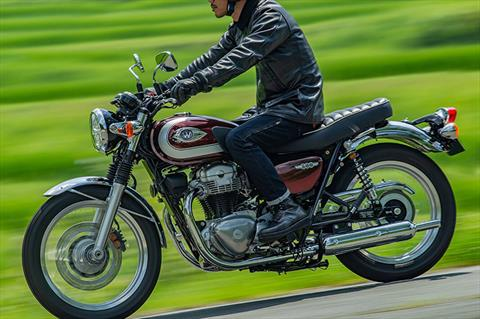 2020 Kawasaki W800 in Conroe, Texas - Photo 8