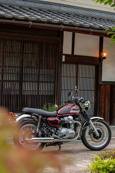 2020 Kawasaki W800 in South Haven, Michigan - Photo 21