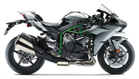 2020 Kawasaki Ninja H2 in Woodstock, Illinois