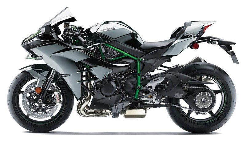 2020 Kawasaki Ninja H2 in Santa Clara, California - Photo 2