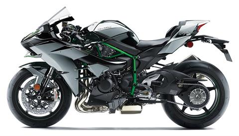 2020 Kawasaki Ninja H2 in Iowa City, Iowa - Photo 2