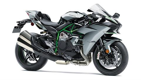 2020 Kawasaki Ninja H2 in Santa Clara, California - Photo 3