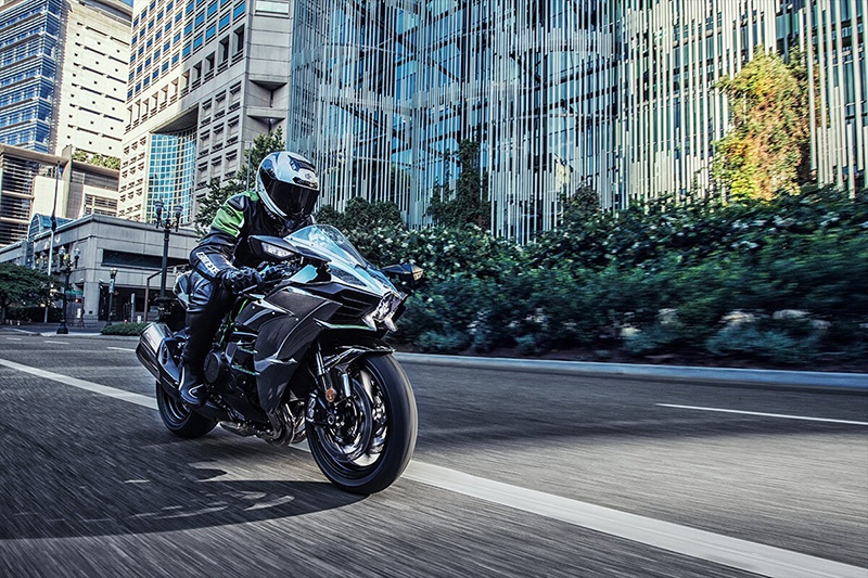2020 Kawasaki Ninja H2 in Santa Clara, California - Photo 4