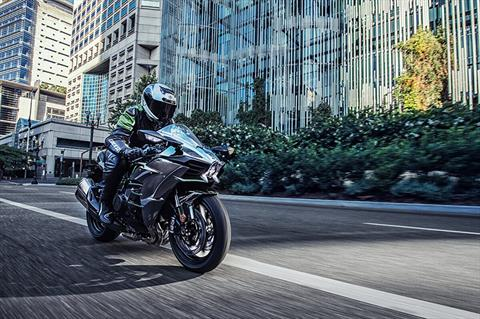 2020 Kawasaki Ninja H2 in Iowa City, Iowa - Photo 4